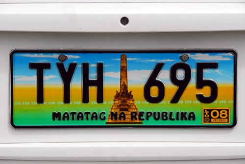 License Plate Restriction Laws