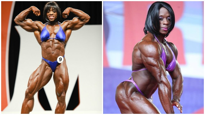 pictures of bodybuilders before and after steroids