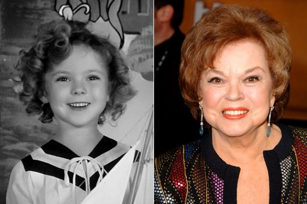 Image result for Shirley Temple Black