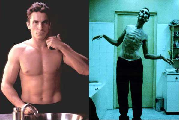 16 Actors Who Lost Weight for a Movie Roles | StyleCaster