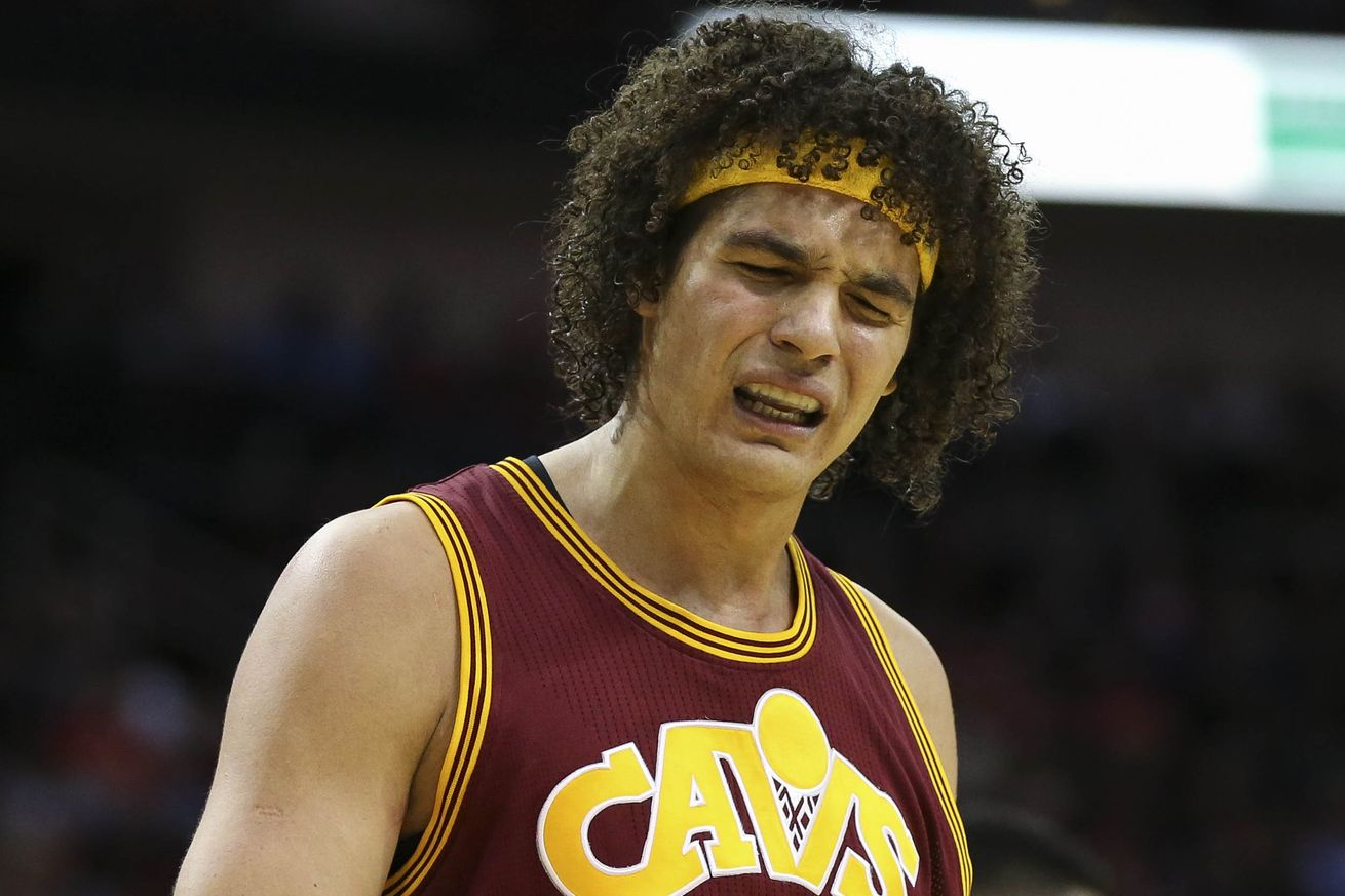 NBA Haircuts - The Anderson Varejao