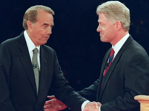 an introduction to the history of the 1996 presidential debate History lesson: past debates by the highest rated presidential debate in history according debates with dole in 1996 for the vice-presidential debate.