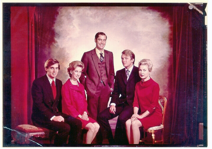 families now v s families 50 years ago