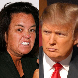 Image result for crazy rosie o'donnell