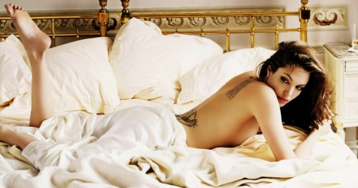 Sexy women in bed