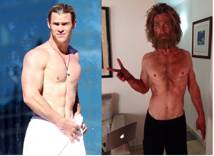 16 Shocking Celeb Weight Loss & Gains For Movie Roles ...